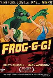 Frog-g-g! Poster