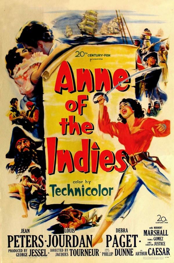 Anne of the Indies (1951) - IMDb