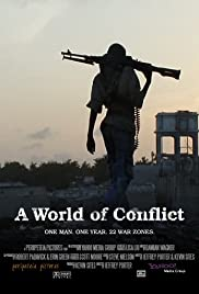 A World of Conflict Poster