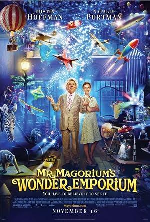 Mr. Magorium's Wonder Emporium Poster Image