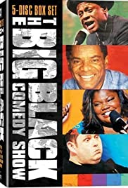The Big Black Comedy Show, Vol. 4: Live from Los Angeles Poster