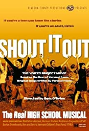 Shout It Out! Poster