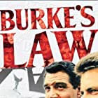 Gene Barry and Gary Conway in Burke's Law (1963)