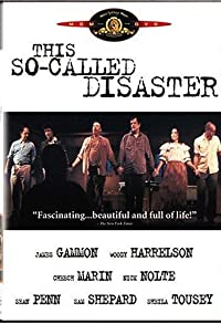 Primary photo for This So-Called Disaster: Sam Shepard Directs the Late Henry Moss