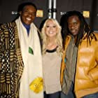 Tara Reid, Keith David, and Markus Redmond at an event for If I Had Known I Was a Genius (2007)