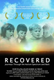 Recovered: Journeys Through the Autism Spectrum and Back Poster