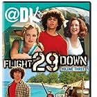 Corbin Bleu, Hallee Hirsh, Kristy Wu, Allen Alvarado, and Lauren Storm in Flight 29 Down (2005)