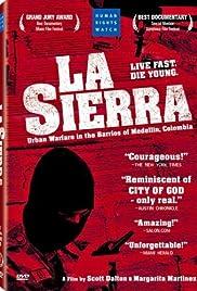 La sierra Poster