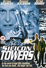 Silicon Towers Poster