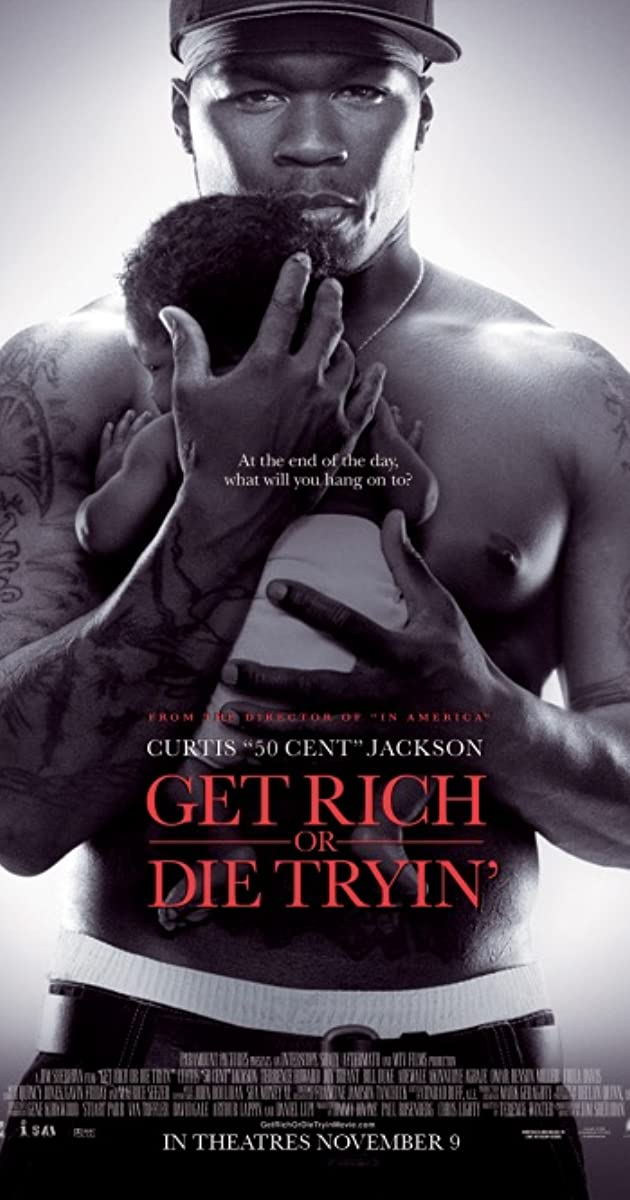 Get Rich Or Die Tryin 2005 50 Cent As Marcus Imdb