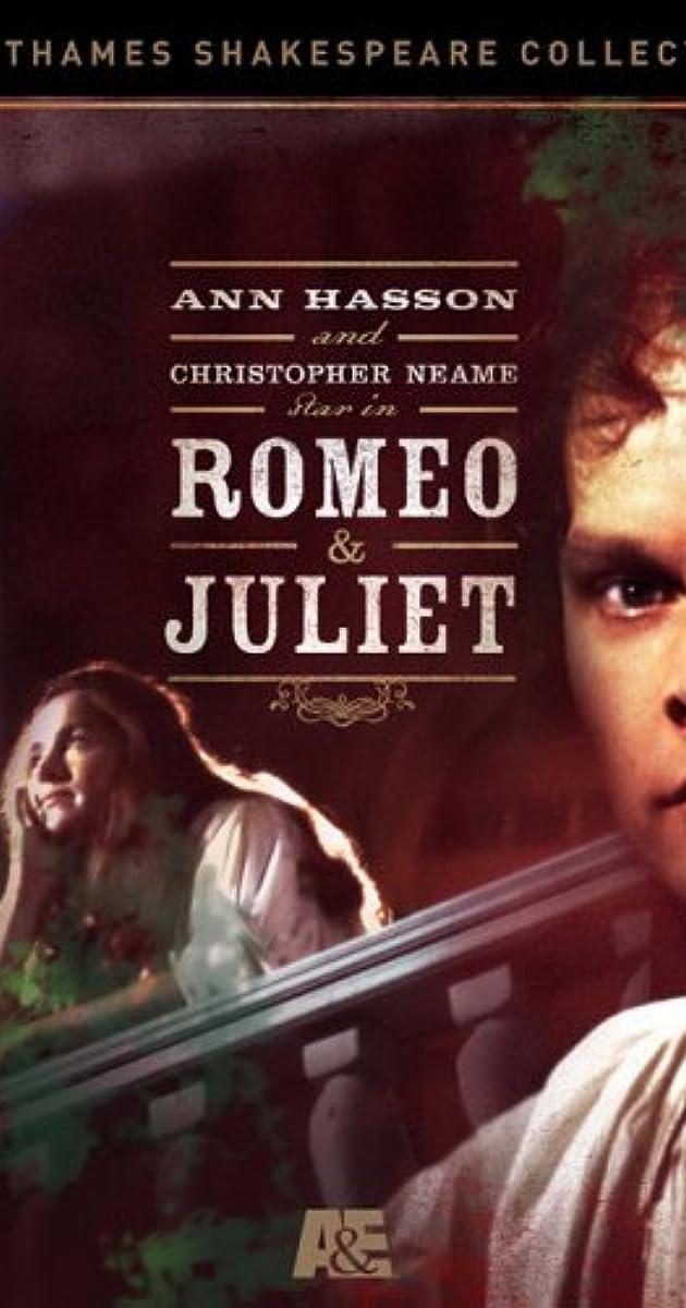 Romeo And Juliet Tv Movie 1976 Imdb