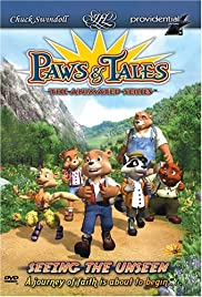 Paws & Tales, the Animated Series: Seeing the Unseen Poster