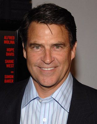 Ted McGinley at an event for The Lodger (2009)