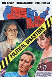 Political Disasters Poster