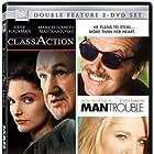 Jack Nicholson, Ellen Barkin, Gene Hackman, and Mary Elizabeth Mastrantonio in Class Action (1991)
