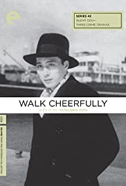 Walk Cheerfully Poster