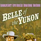 Randolph Scott, Gypsy Rose Lee, and Dinah Shore in Belle of the Yukon (1944)