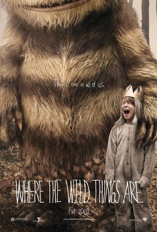 Max Records in Where the Wild Things Are (2009)