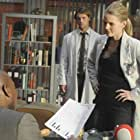 Omar Epps, Jennifer Morrison, and Jesse Spencer in House M.D. (2004)