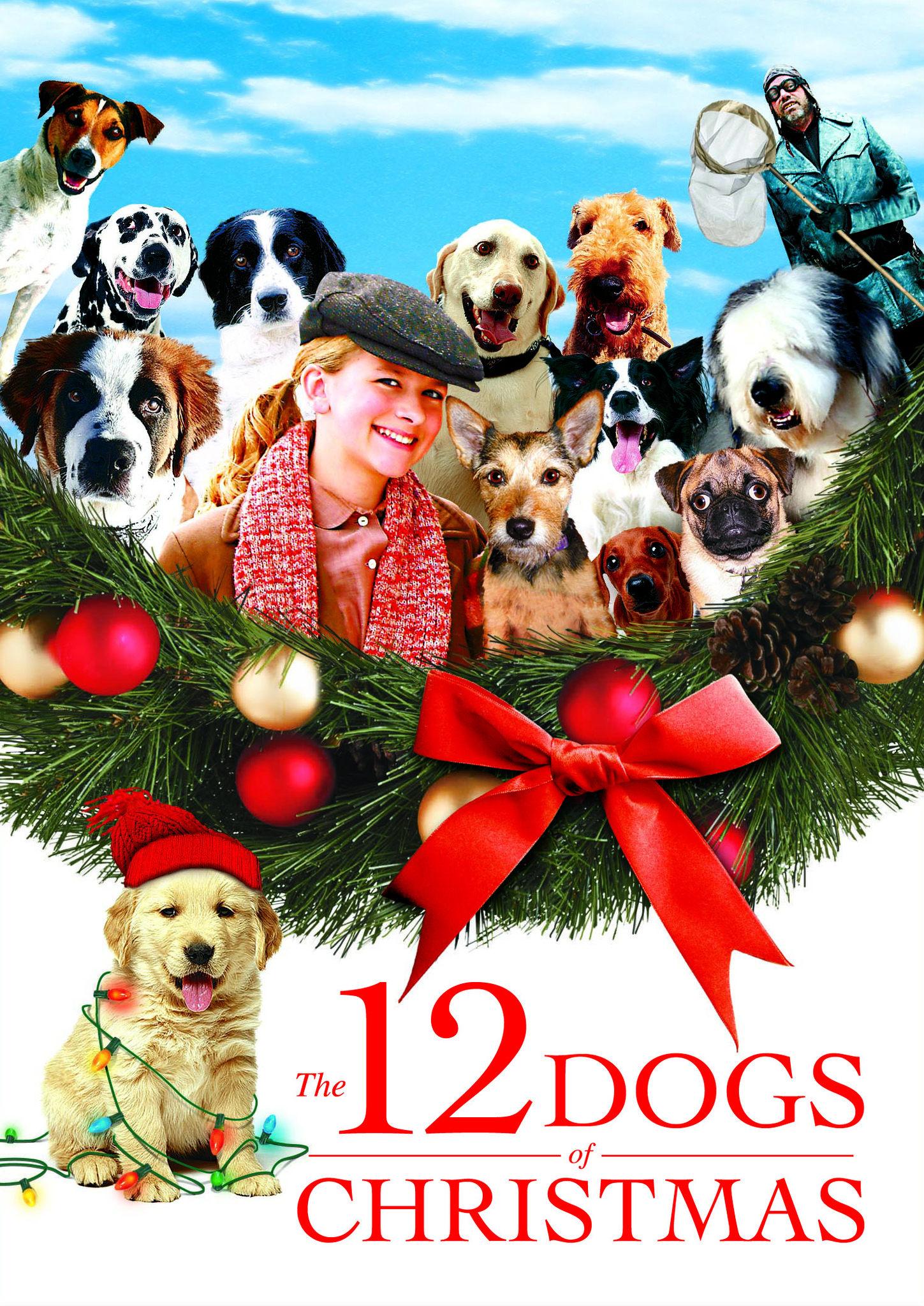 Image result for 12 dogs of christmas