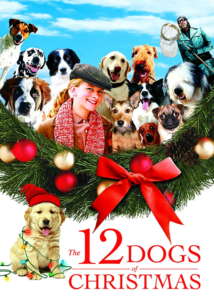 12 Dogs of Christmas DVD Cover