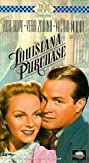 Louisiana Purchase (1941) Poster