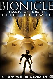 Bionicle: Mask of Light Poster
