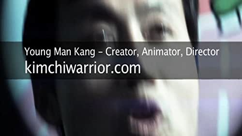 Kimchi Warrior Animation
