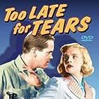 Dan Duryea and Lizabeth Scott in Too Late for Tears (1949)