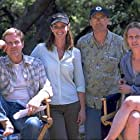 """William Sadler, director Tracey D'Arcy, producer David Eck and Jessica Tuck from the short film """"Another Life""""."""