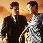 Chris Mulkey and Jenny Shimizu in Foxfire (1996)
