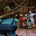 Kevin James and Fred Tatasciore in Barnyard (2006)