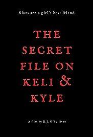 The Secret File on Keli & Kyle Poster