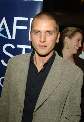 Barry Pepper at an event for The Three Burials of Melquiades Estrada (2005)