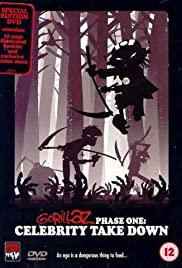 Gorillaz: Phase One - Celebrity Take Down Poster