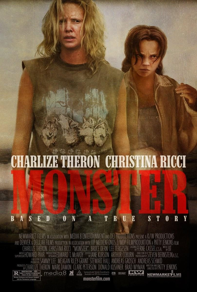 Monster (2003) BluRay 480p, 720p & 1080p