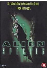 Alien Species(1996) Poster - Movie Forum, Cast, Reviews