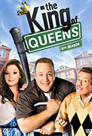 Jerry Stiller, Kevin James, and Leah Remini in The King of Queens (1998)