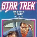 William Shatner and William Marshall in Star Trek (1966)