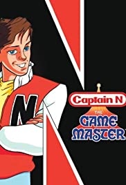 Captain N: The Game Master Poster