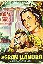 Moana, Virgin of the Amazon (1955) Poster