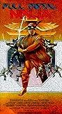Full Metal Ninja (1989) Poster