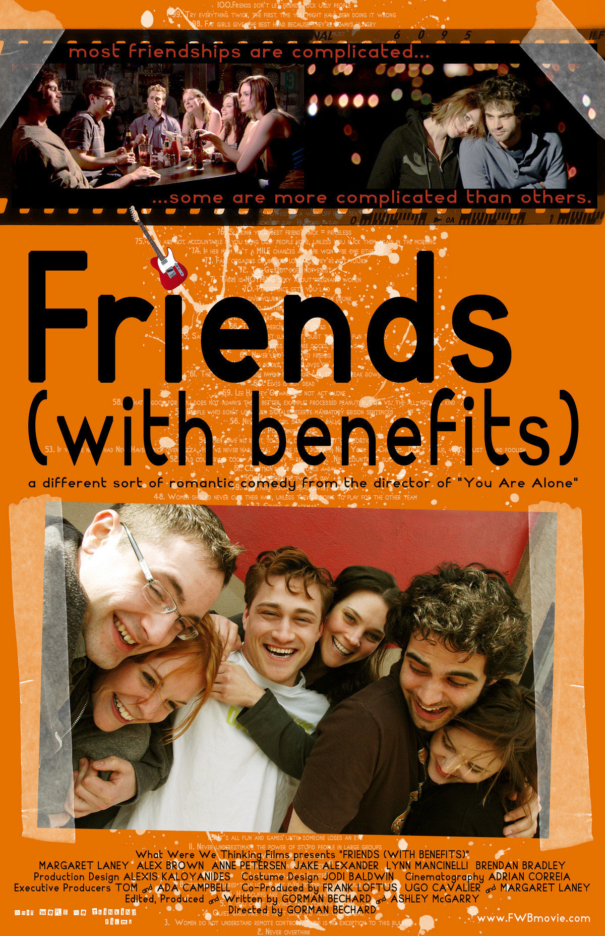 From friends to friends with benefits