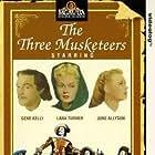 Gene Kelly, June Allyson, Van Heflin, Lana Turner, Robert Coote, and Gig Young in The Three Musketeers (1948)