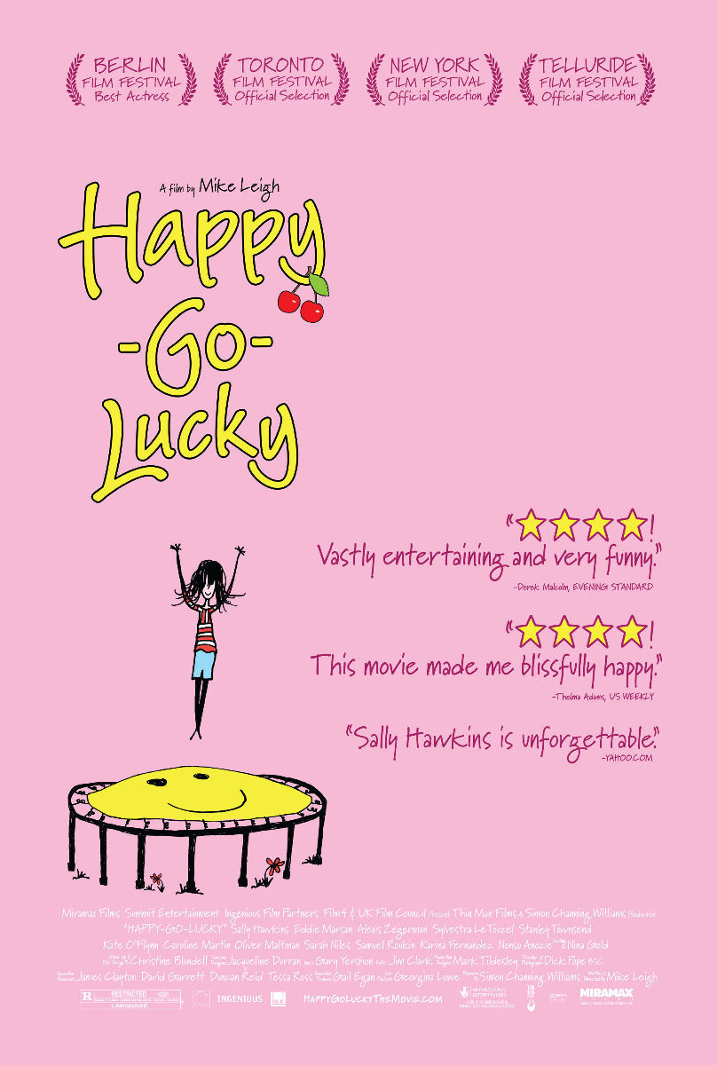 Happy-Go-Lucky (2008) BluRay 480p, 720p & 1080p