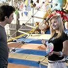 Josh Zuckerman and Caley Hayes in Sex Drive (2008)
