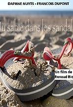 Du sable dans les sandales