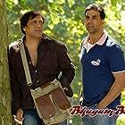 Govinda and Akshay Kumar in Bhagam Bhag (2006)