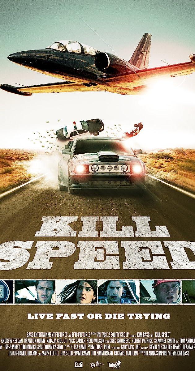 Subtitle of Kill Speed