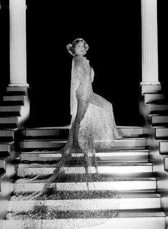 Joan Crawford Film Set/MGM Dancing Lady (1933) 0023926